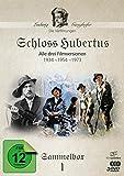 Schloss Hubertus (1934, 1954, 1973) - Die Ganghofer Verfilmungen - Sammelbox 1 (Filmjuwelen) [3 DVDs] -
