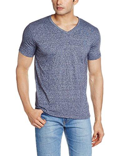 Symbol Men's T-shirt (AW16PLK29_Large_Navy)