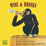 Wine & Drinks 2013 Media Illustration