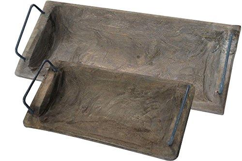 Holzschalen-Set Holzschalen Holzschüssel
