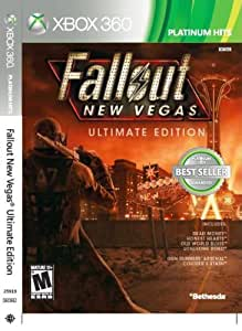 Bethesda  Fallout New Vegas Ultimate Edition, Xbox 360