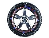pewag - Catene da Neve per Auto SNOX Totalmente Automatiche GR 520 Mis 175/65...