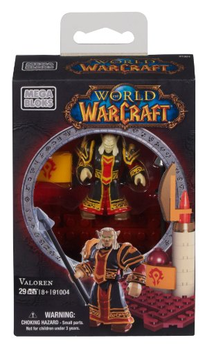 Mega Bloks 91004 World of Warcraft Valoren