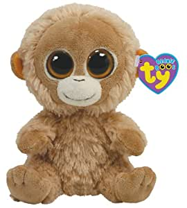 Beanie Babies Boo Orangutang - Color: Tangerine