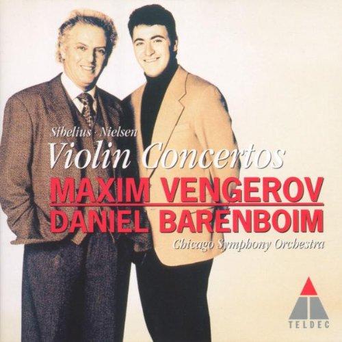Sibelius / Nielsen: Violinkonzert