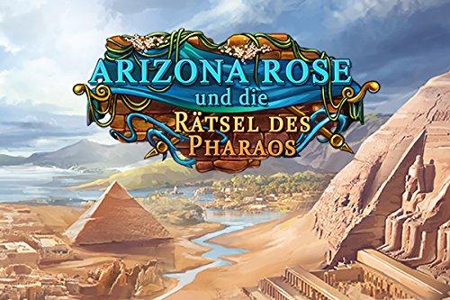 Preisvergleich Produktbild Arizona Rose und die Rätsel des Pharaos