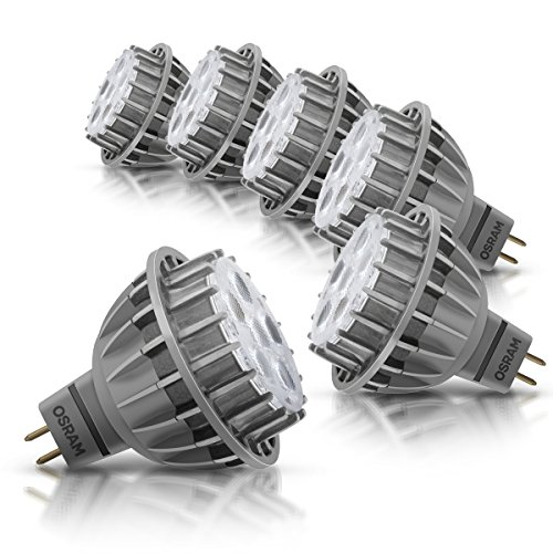 OSRAM - Bombilla led de bajo consumo (GU5.3, MR16 , 12 V, 8,5 W equiva
