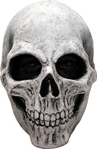 Generique - Halloween Schaurige Skelett-Maske für Erwachsene