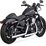 Vance & Hines Straightshots hs slip-ons per Harley Davidson Sportster 14-15