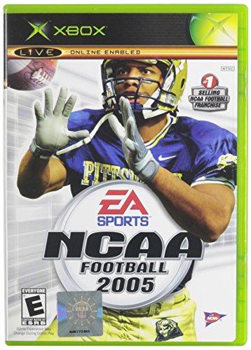 NCAA Football 2005 by Electronic Arts