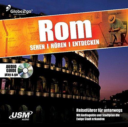 Preisvergleich Produktbild sehen - hören - entdecken: Rom (Audio-CD)