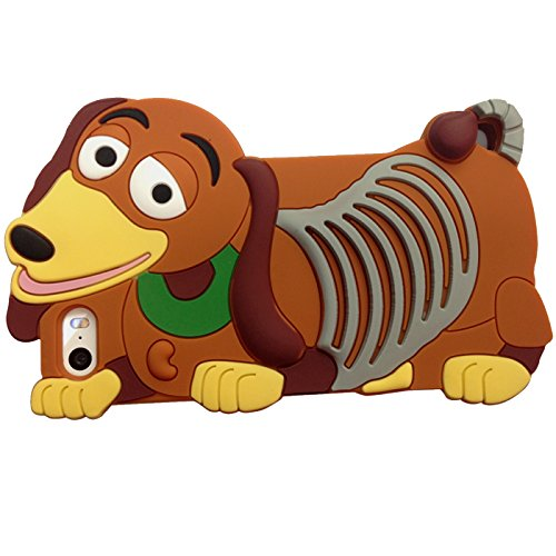 cute-3d-cartoon-soft-silicone-rubber-case-cover-skin-for-apple-iphone-5s-5-5c-toy-story-slinky-dog