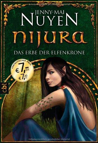 Buchcover Nijura - Das Erbe der Elfenkrone