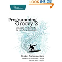 Programming Groovy 2.0 (Pragmatic Bookshelf)