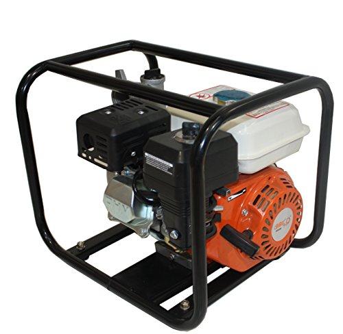 Bricoferr BF034A-Motopompe d'eau (moteur 4 temps 2\