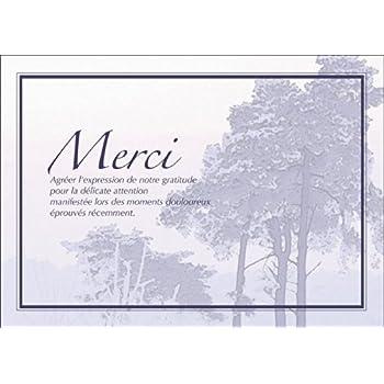 Kartenkaufrausch Merci Pour Votre Soutien Carte De