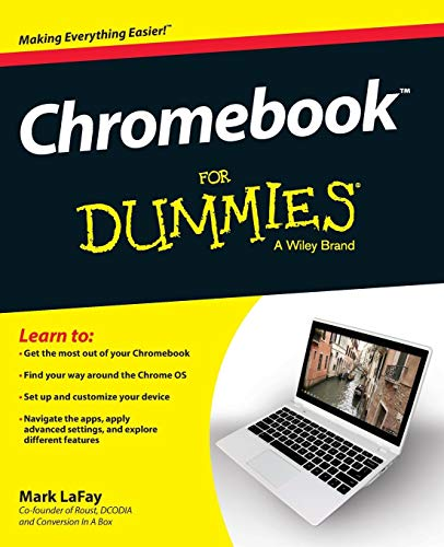 Download chromebook for dummies for dummies computers full chromebook user manual guide for chrome os apps tips amp tricks shelby johnson on amazon com free shipping on qualifying offers do you currently own a fandeluxe Gallery