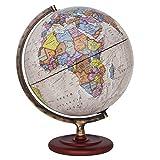 "Waypoint Geographic Ambassador II Illuminated Desktop Globe, 12"""
