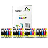 Colour Direct - 4 Ensembles - Compatible 33XL Encre Cartouches Remplacement Pour Epson XP-530 XP-540 XP-630 XP-635 XP-640 XP-645 XP-830 XP-900 imprimantes. Replaces Orange series . 4 X 3351 4 X 3361 4 X 3362 4 X 3363 4 X 3364 ( 20 Encre )
