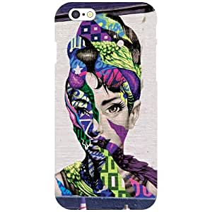 Apple iPhone 6 Back cover - Beauty Designer cases
