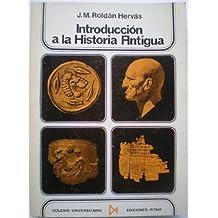 Introducción a la Historia Antigua