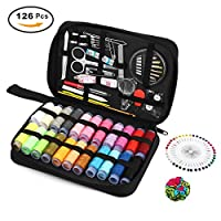 Specification color:22 colors126PCS kit sewing