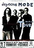 Depeche Mode DevoTional 1993 - Original Konzertposter, Konzertplakat