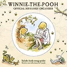 Winnie The Pooh 2020 Family Organiser Calendar - Official Square Wall Format Calendar