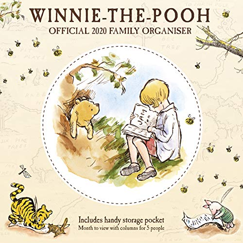 Winnie The Pooh 2020 Family Orga...