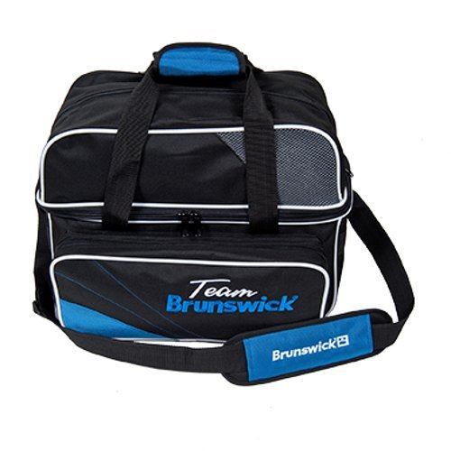 team-brunswick-double-tote-da-bowling-bag-holds-shoes-black-cobalt-by