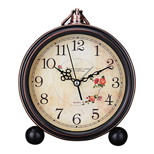 PLEASUR Reloj Despertador Vintage