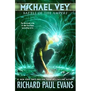 Michael Vey 3: Battle of the Ampere (English Edition)