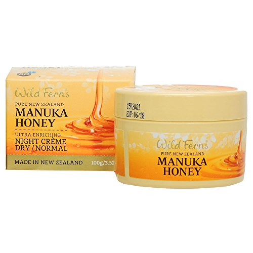 Wild Ferns Manuka Honey Ultra Enriching Night Creme 100g