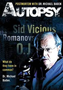 Autopsy: Postmortem With Dr Michael Baden [DVD] [2008] [Region 1] [US Import] [NTSC]