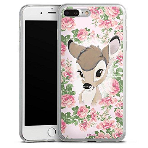 Apple iPhone X Slim Case Silikon Hülle Schutzhülle Disney Bambi Fanartikel Merchandise Silikon Slim Case transparent
