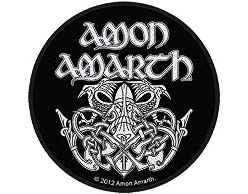 Amon Amarth - Odin - Toppa/Patch - SPEDIZIONE GRATUITA
