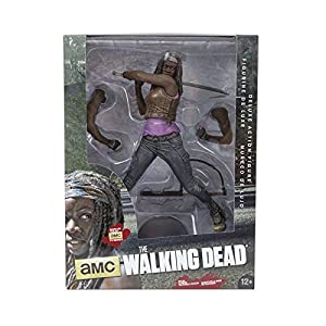 """Figura de Acción de Lujo de 10″ The Walking Dead """"Michonne"""""""