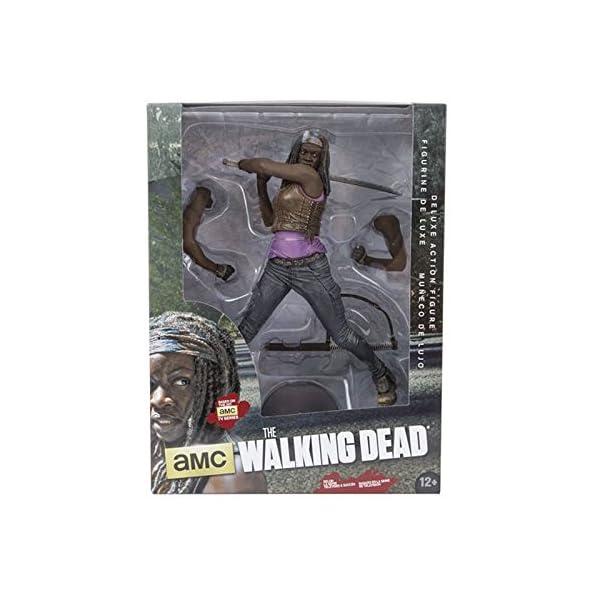 """Figura de Acción de Lujo de 10"""" The Walking Dead """"Michonne"""" 2"""