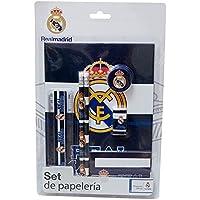 REAL MADRID Set de papeleria 7 piezas
