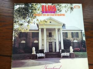 Recorded Live On Stage in Memphis - GRACELAND [Vinyl LP]