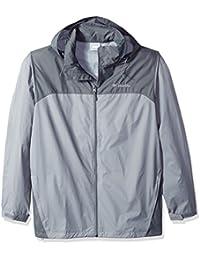 Columbia Men's Big and Tall Glennaker Lake Packable Rain Jacket