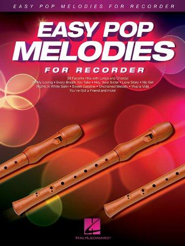 easy-pop-melodies-for-recorder-instrumental-folio