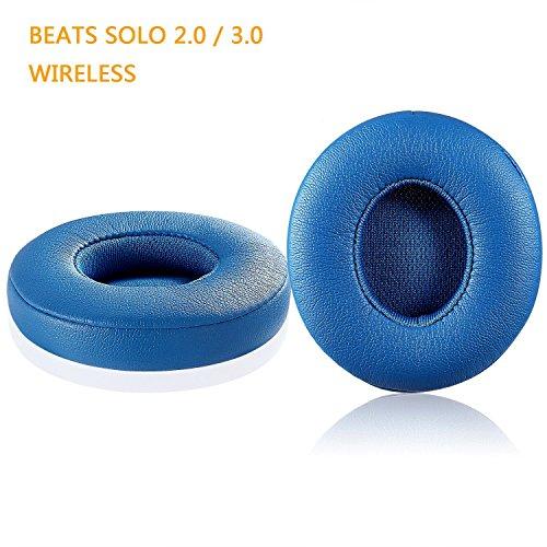 vimmor almohadillas reparación/almohadillas/almohadillas/almohadillas de repuesto para beats by dr. Dre Solo2/solo3inalámbrico auriculares de diadema