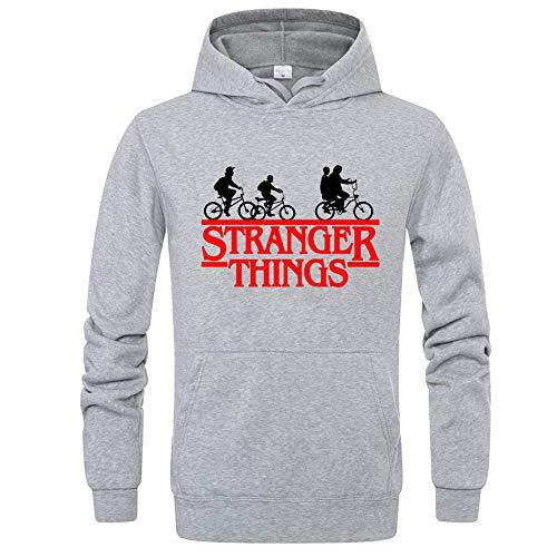 2 Hip Hop Boy Hoodie Sweatshirt Männer/Männer/Paar Sweatshirt Übergroße Kapuze Herbst Winter Hoodie Pullover ()
