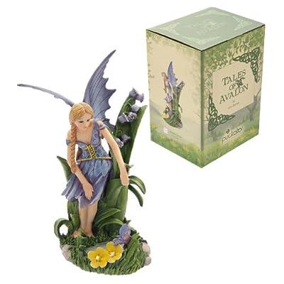 Puckator FYP106 Lisa Parker Tales of Avalon Bluebell Dream Fairy 14 x 16 x 26cm