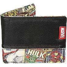 Retro Marvel Comics Inside Print Wallet