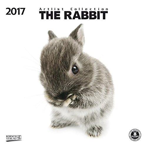 Preisvergleich Produktbild The Rabbit 2017: Broschürenkalender mit Ferienterminen
