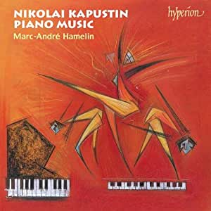 Kapustin: Piano Music, Vol. 2