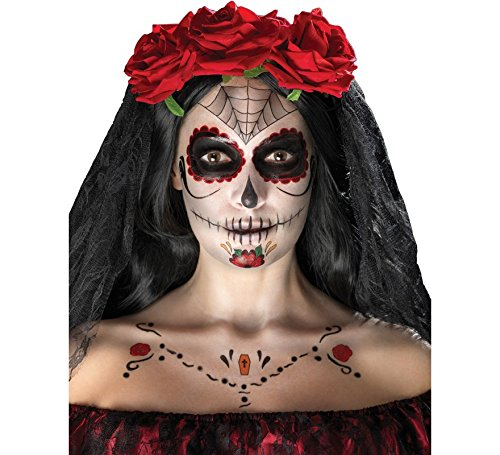 Maquillage Halloween femme  15 tutos faciles à faire