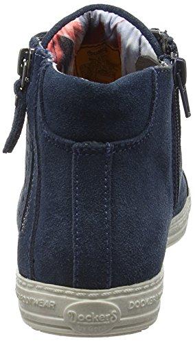 Dockers by Gerli 32ln242-200 Damen High-Top Blau (blau 600)